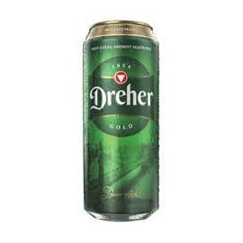 Dréher Gold 0,5l DOB 5%