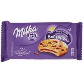 Milka Cookie Choco Sensation156g