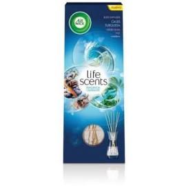 Air wick life scents türkiz oázis pálcás légfrissítő
