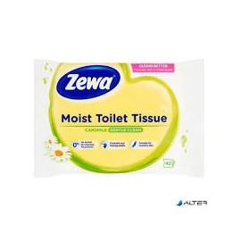 Zewa Natural Kamilla Nedves toalettpapír 42db
