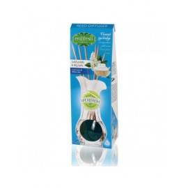 EmbfreshCool Linen & White Lilac  Pálcikás illatosító