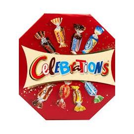 Celebration ünnepi doboz 186g