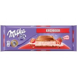 Milka Eper táblás csokoládé 300g