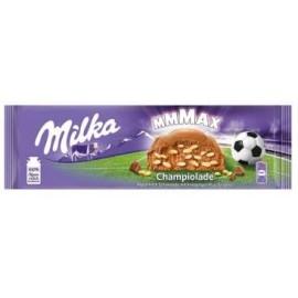 Milka Champiolade táblás csokoládé 270g