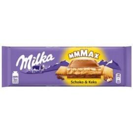 Milka csokoládé Schoko-keksz 300g