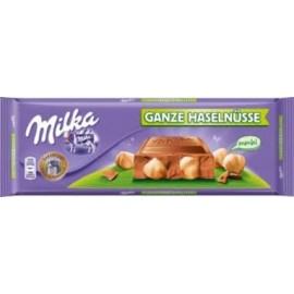 Milka Egészmogyoró csokoládé 270g