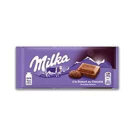 MILKA CHOCOLATE DESSZERT 100G