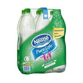 Nestlé Aquarel enyhén ásványvíz 1,5l pack