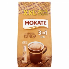 Mokate Instant kávé 3in1 XXL Latte