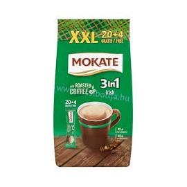 Mokate instant kávé 3in1 XXL Irish 24 db