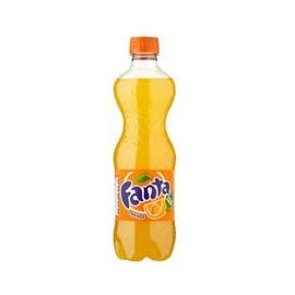 Cola Fanta narancs 0,5l