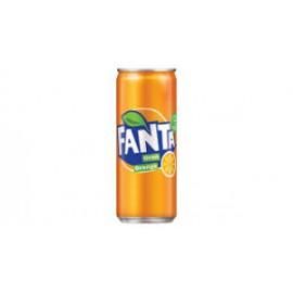 Coca Fanta narancs dobozos 0,33l