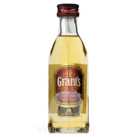 Grant'S Whisky Mini 0,05l 40%