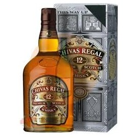 Chivas Regal 12É Whisky PDD 0,7l 40%