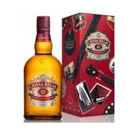 Chivas Regal 12É Whisky FDD 0,7l 40%