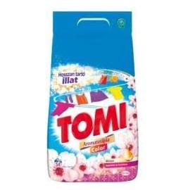 Tomi mosópor 54 mosás 3,51kg Japánkert Color