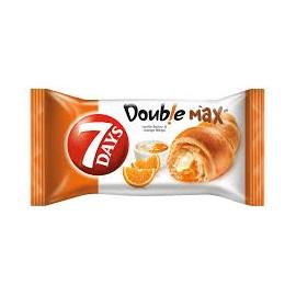 7 Days Croissant Double Narancs-Vanilia