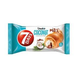 7 Days Croissant Double Kakaó-Kókuszkrém
