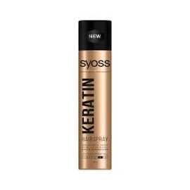 Syoss hajlakk Keratin Style Perfection 300 ml