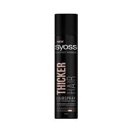 Syoss dúsító hajlakk 300ml Thicker hair