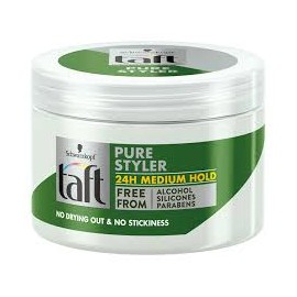Taft hajzselé 150ml Pure styler medium hold