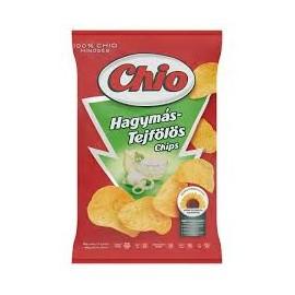 CHIO CHIPS HAGYMÁS-TEJFÖLÖS