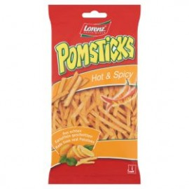 Pomsticks Hot & Spice chips