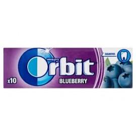 """Orbit Blueberry kékáfonya drazsé 14g """"R"""""""
