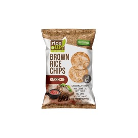 Rice Up Rizs Chips Barbecue 60g /24/