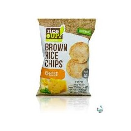 Rice Up Rizs Chips Sajtos 60g /24/