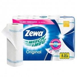 Zewa Wisch&Weg Original 2rét.papírtörlő 8 tekercs