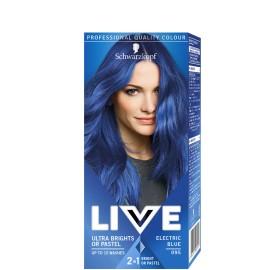 Schwarzkopf Live Color hajszínező 95 Kék