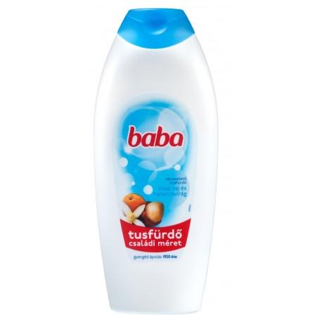 BABA habfürdő 750 ml Sheavaj
