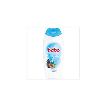 Baba Tusfürdő szilva 400ml
