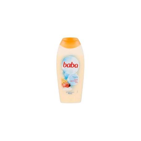 Baba Tusfürdő tej és gyümölcs 400ml