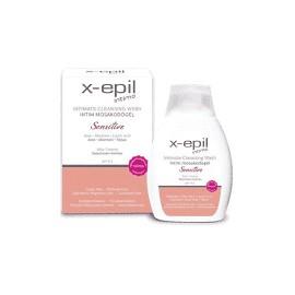 X-Epil Intimo Intim mosakodógél Senítive 250ml