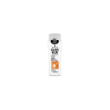 Gliss Kur sampon Teljeskörű regeneráló 19 250 ml