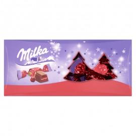 Milka szaloncukor 310 g feketeerdő ízű
