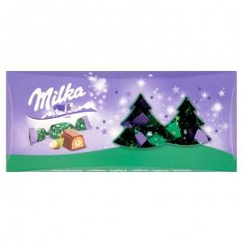 Milka szaloncukor 310 g mogyorókrémes