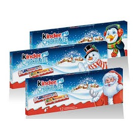 Kinder Chocolate 12db-os