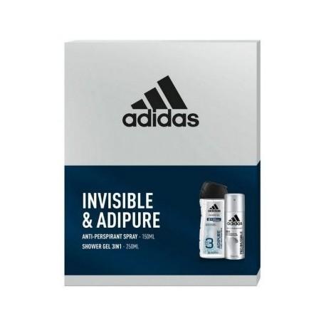 Adidas Ajándékcsomag - Inisible & Adipure