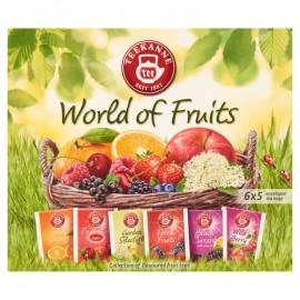 TEEKANNE - World of Fruits Tea válogatás
