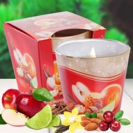 Bartek poharas gyertya 115g - Christmas Time