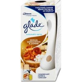 Glade Automatic Spray Sensual Sandalwood & Jasmine automata légfrissítő készülék 269 ml