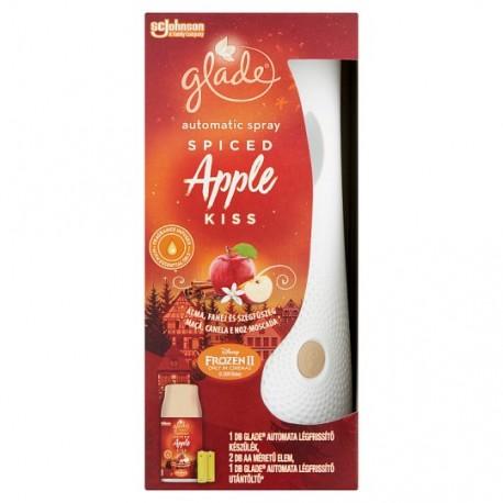 Glade Automatic Spray Spiced Apple Kiss automata légfrissítő készülék 269 ml