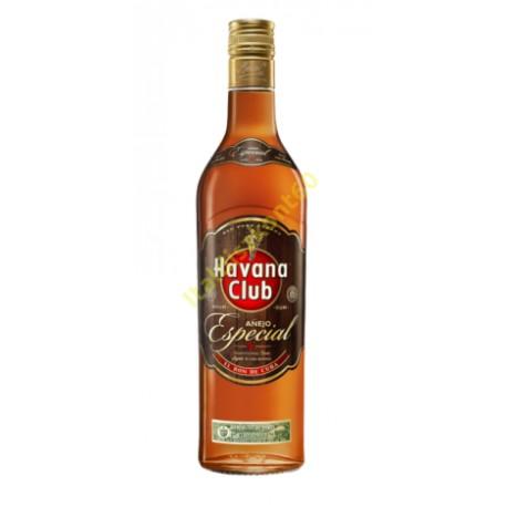 HAVANA CLUB RUM ANEJO ESPECIAL 0,7 L