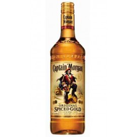 CAPTAIN MORGAN RUM - SPICED GOLD 0,7L