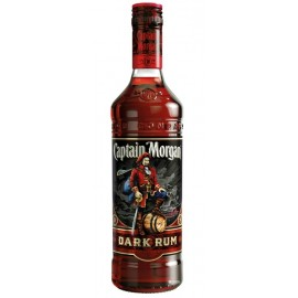 CAPTAIN MORGAN RUM - DARK 0,7L