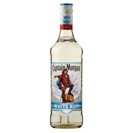 CAPTAIN MORGAN - WHITE RUM 0,7L