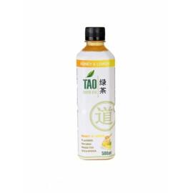 TAO GREEN TEA - HONEY & LEMON 0.5L